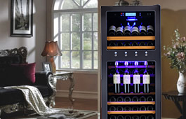 How can I buy a suitable wine cabinet?