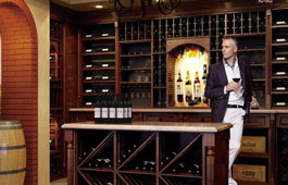 You have to know three things about the wine cabinet